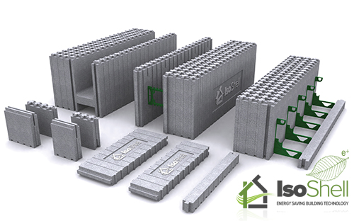 Isoshell Building System Isoshell Energy Saving